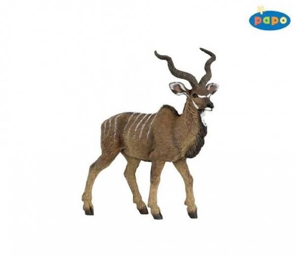 Bilde av Stor kudu (Tragelaphus strepsiceros)