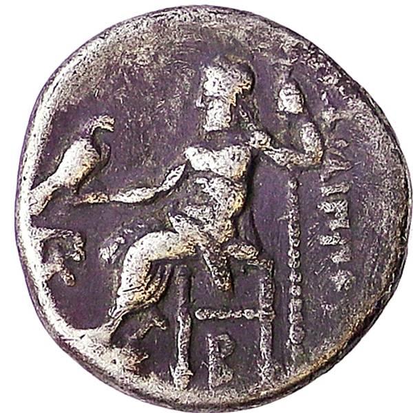 Bilde av Philip III Drakme 323-317 f.Kr.