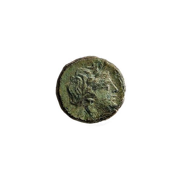 Bilde av Seleukidene Antiochos III Chalkos 261-246 f.Kr.
