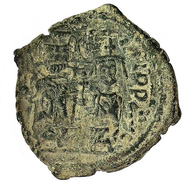 Bilde av Bysants Heraclius Follis 610-640