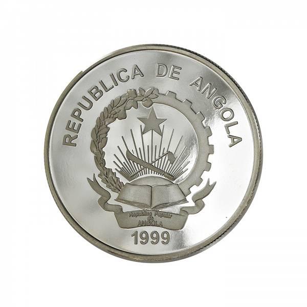 Bilde av Angola 100 kwanza 1999