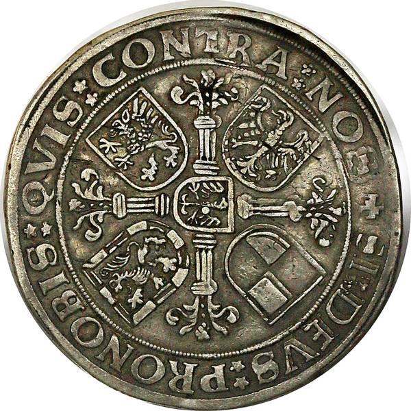 Bilde av Tyskland-Brandenburg 1 thaler 1542