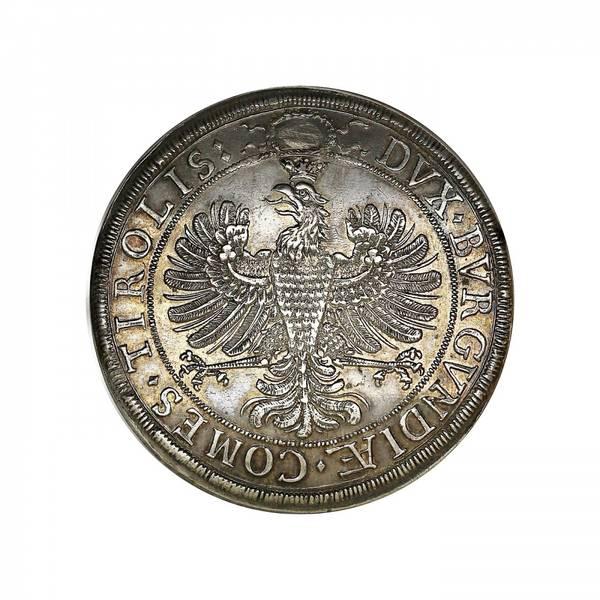 Bilde av Østerrike Dobbelthaler 1635