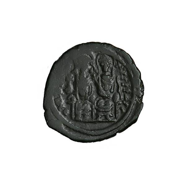 Bilde av Byzants Justin II Follis 565-578