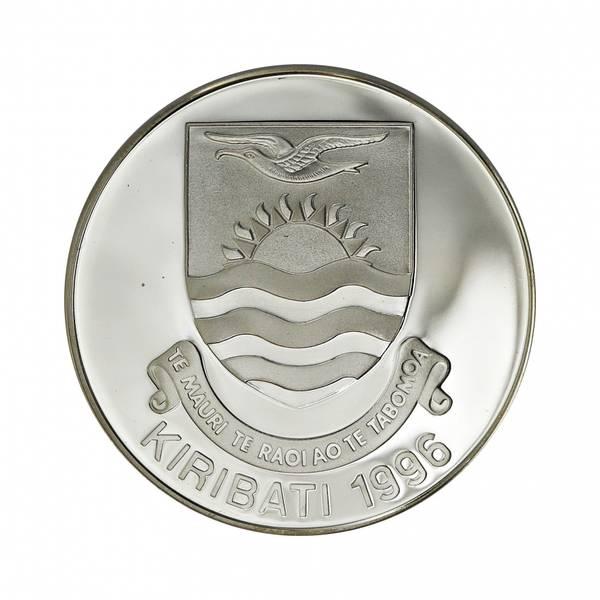 Bilde av Kiribati 5 dollars 1996