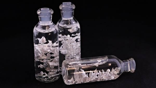 Bilde av Sølvflaske