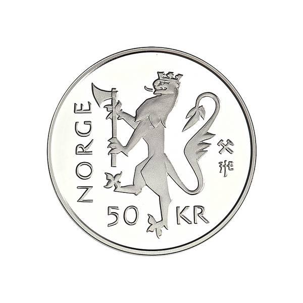 Bilde av Norge 50 kroner 1995 Frigjøringen