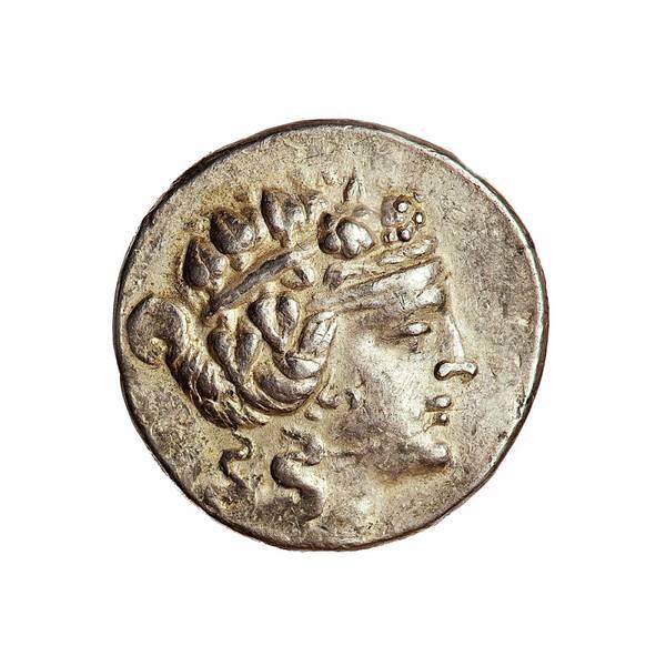 Bilde av Thrakia Thasos tetradrakme 90-75 f.Kr