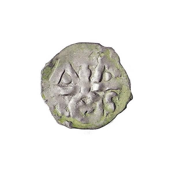 Bilde av Robert Kortbukse Denier 1087-1106