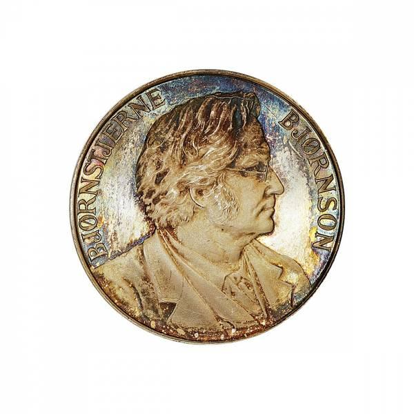 Bilde av Komplett sett 17. mai-medaljer nypreg