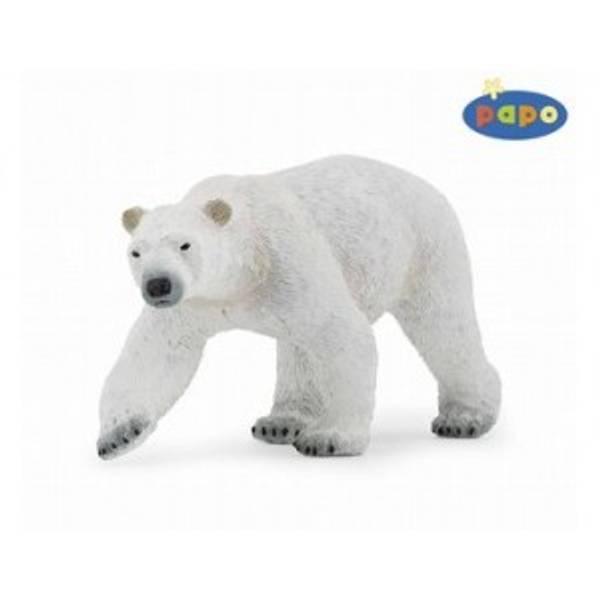 Bilde av Isbjørn, gående (Ursus maritimus)