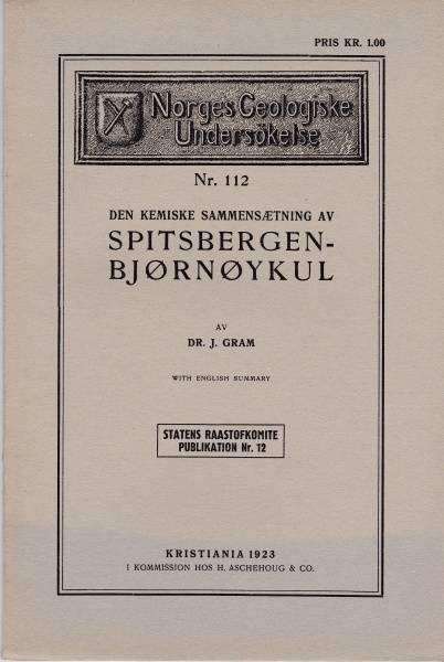 Bilde av NGU Nr. 112 (1923)