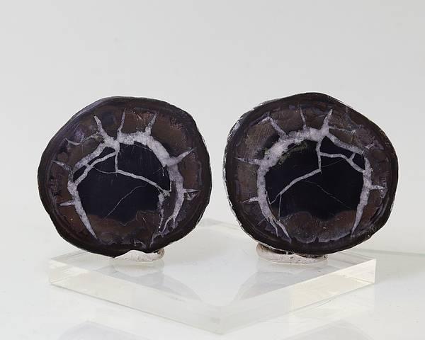 Bilde av Septariannoduler, skåret, gaveeske
