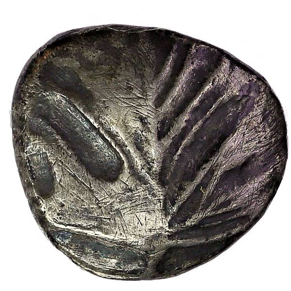 Bilde av Selinos Didrakme 540-515 f.Kr.