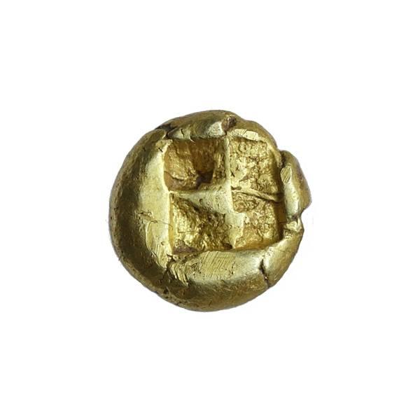 Bilde av Erythrai Elektrum hekte 550-500 f.Kr. Herakles!