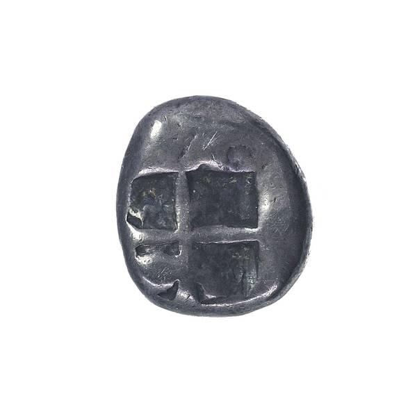 Bilde av Chios Didrakme 490-435 f.Kr. Sfinks