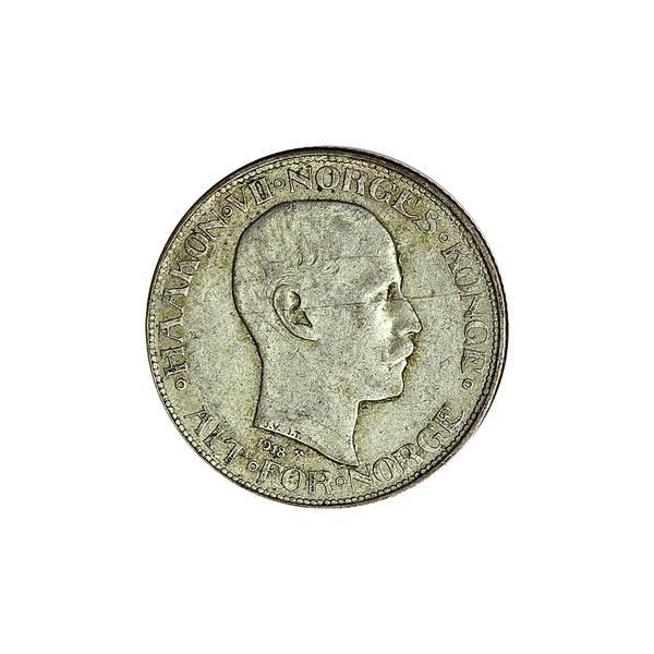 Bilde av 50 øre 1918