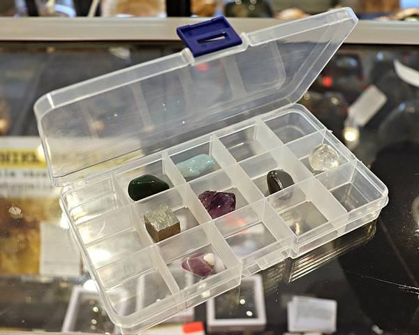 Bilde av Samleboks for stein