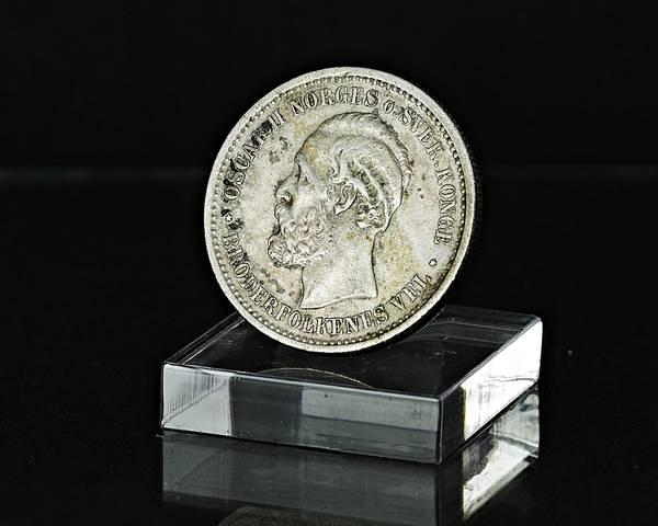 Bilde av 1 krone 1875 30 skilling