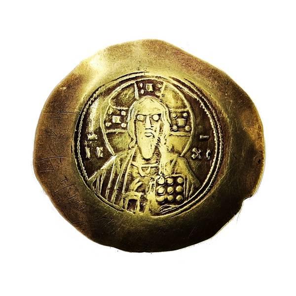 Bilde av Bysants Michael VII Ducas Histamnon nomisma 1071-1078 Gull!