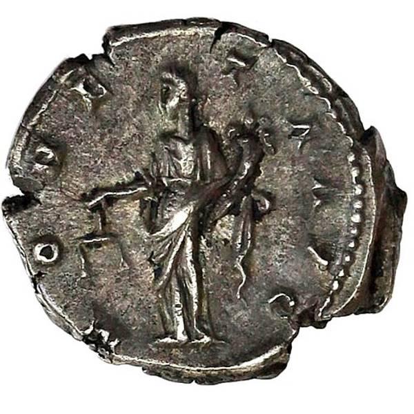Bilde av Antoninus Pius Denar 138-161 Moneta