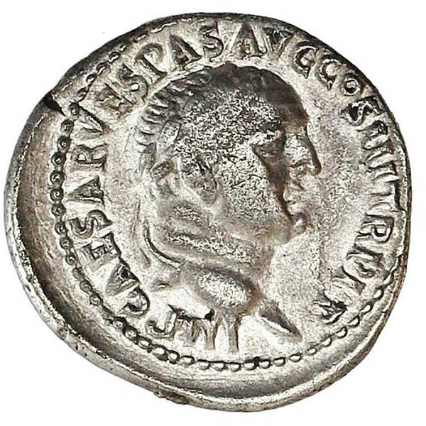 Bilde av Vespasian Denar 69-79 Concordia