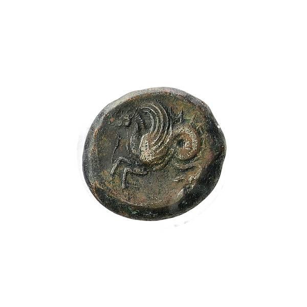 Bilde av Syrakus Halvlitra 400-390 f.Kr.