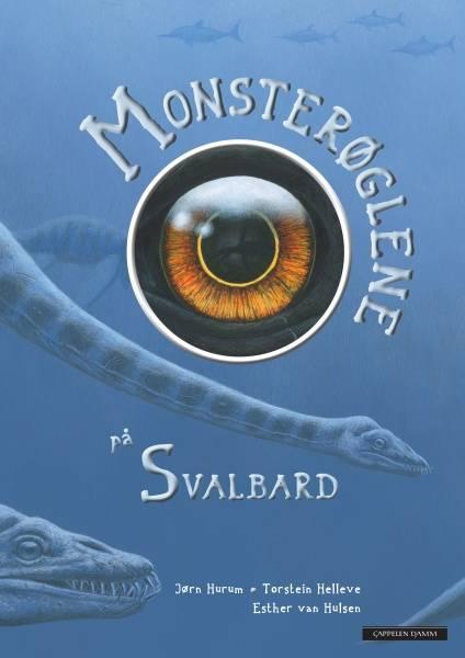 Bilde av Monsterøglene på Svalbard