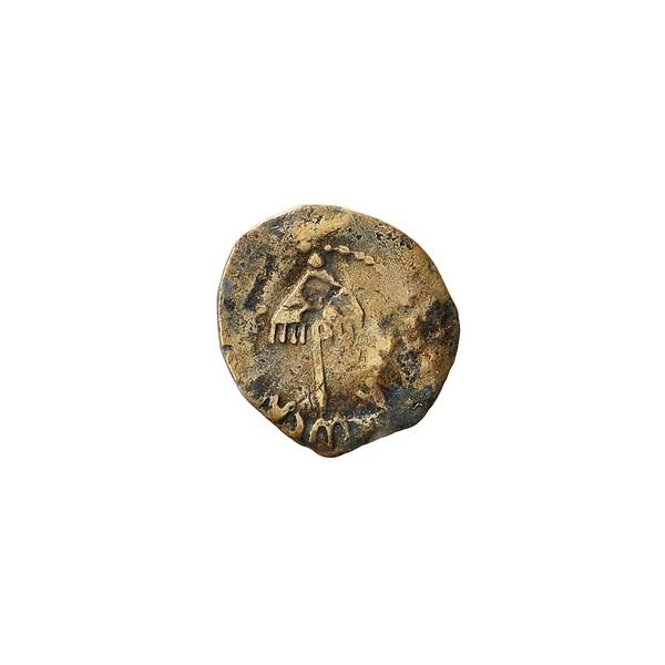 Bilde av Herodes Agrippa Prutah 37-43 f.Kr.