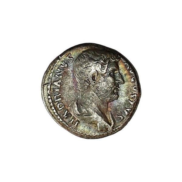 Bilde av Hadrian Denar 117-138