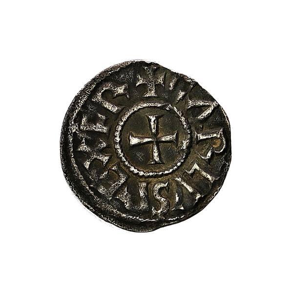 Bilde av Karolingerne Karl den skallede Denar 840-877