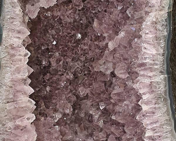 Bilde av Ametystgrotte, 48 cm
