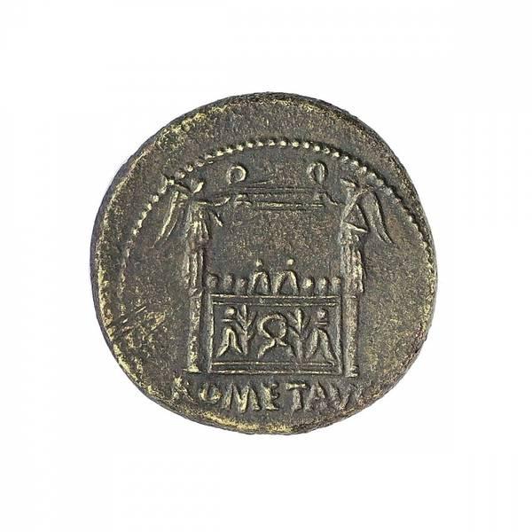 Bilde av Tiberius As som kronprins 12-14 e.Kr.