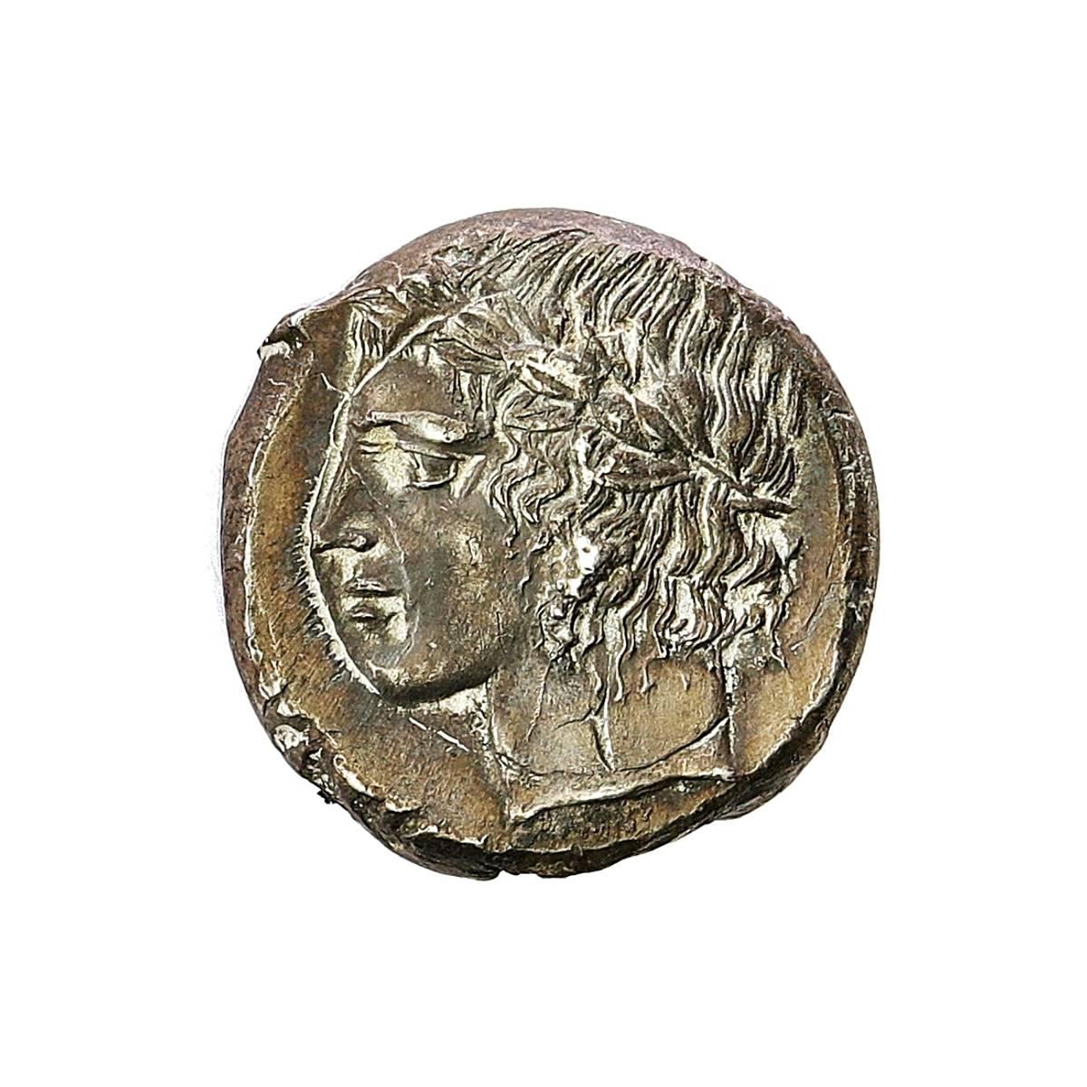 Leontinoi Tetradrakme 430 f.Kr.