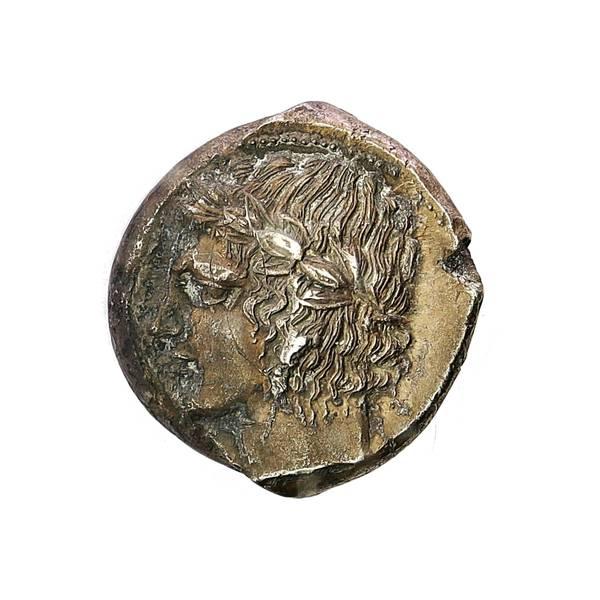 Bilde av Leontinoi Tetradrakme 430 f.Kr.