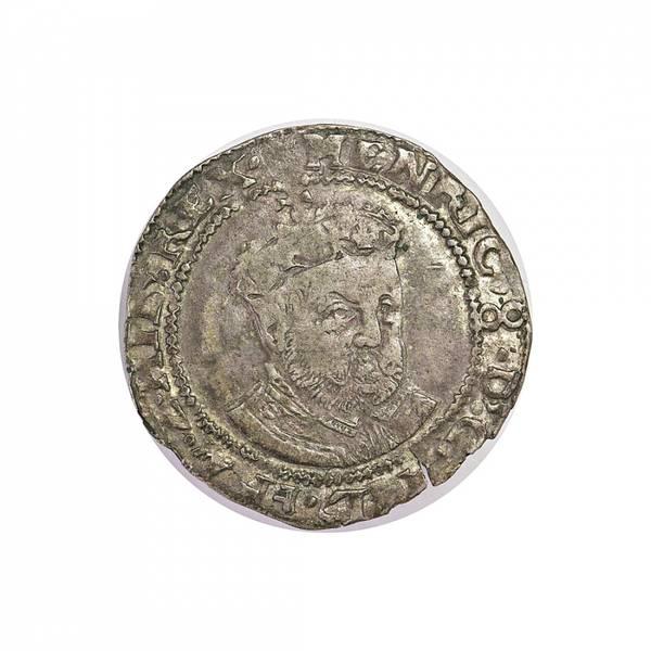 Bilde av England Henry VIII Groat 1509-1547