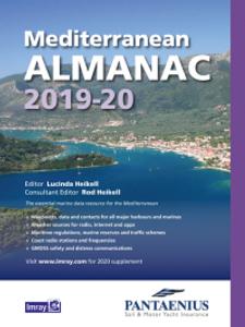 Bilde av Imray Mediterranean Almanac