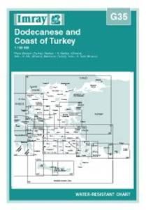 Bilde av G35: Dodecanese and Coast of Turkey