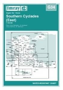 Bilde av G34: Southern Cyclades (East Sheet)