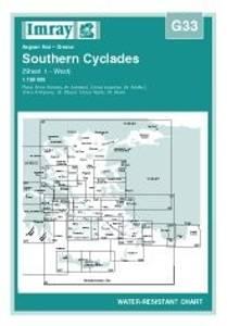 Bilde av G33: Southern Cyclades (west)