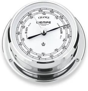 Bilde av Wempe Skiff: Barometer - chrome