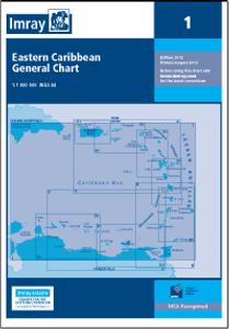 Bilde av 1: Eastern Caribbean General Chart
