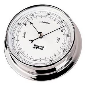 Bilde av Weems & Plath -  Chrome Endurance 085 Barometer