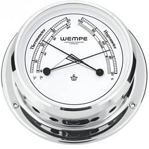 Bilde av Wempe Skiff: Comfortmeter - chrome
