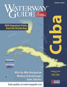 Bilde av Waterway Guide Cuba