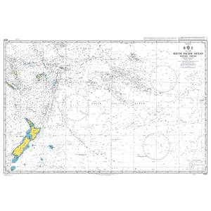Bilde av South Pacific Ocean - western portion