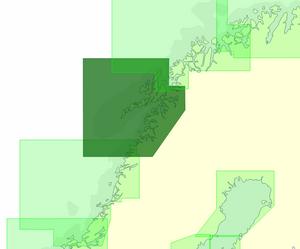 Bilde av C-Map Max Local: Melfjorden til Narvik og Lofoten