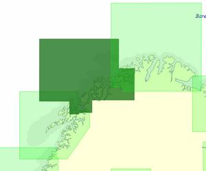 Bilde av C-Map Max Local: Lavangsfjorden til Bukta