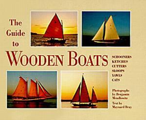 Bilde av The Guide to Wooden Boats