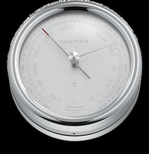 Bilde av Wempe Pilot IV: Barometer - chrome